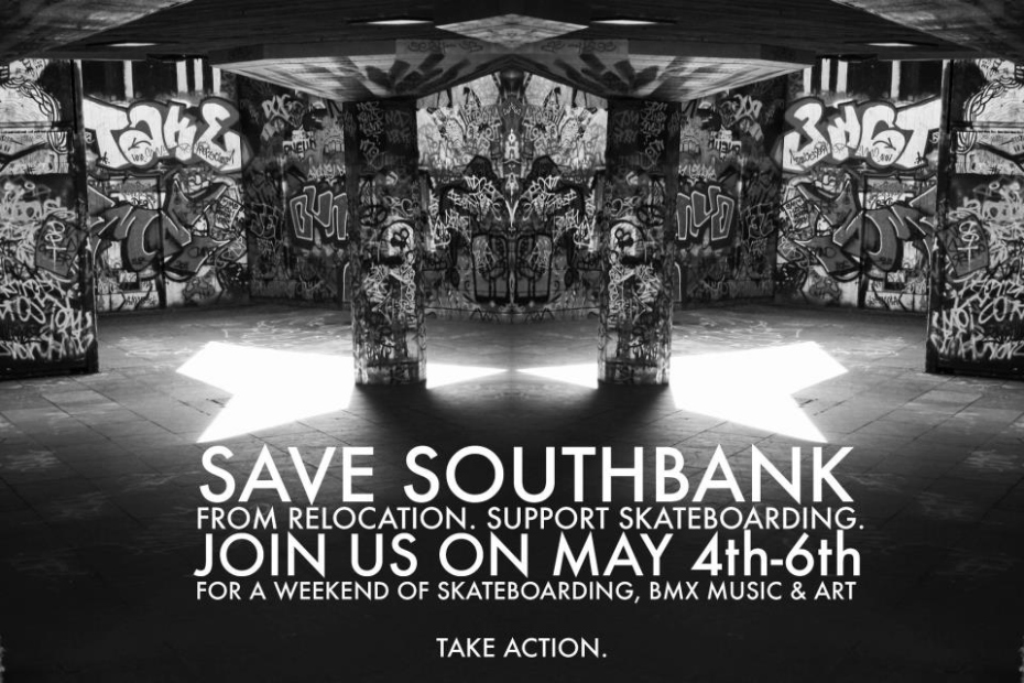 """Mark Gonzales Voices His Support for the """"Long Live Southbank"""" Campaign"""