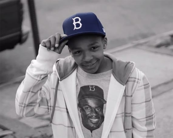 """NEW ERA – """"FIRST CHANGES EVERYTHING"""" VIDEO   HONORING JACKIE ROBINSON"""