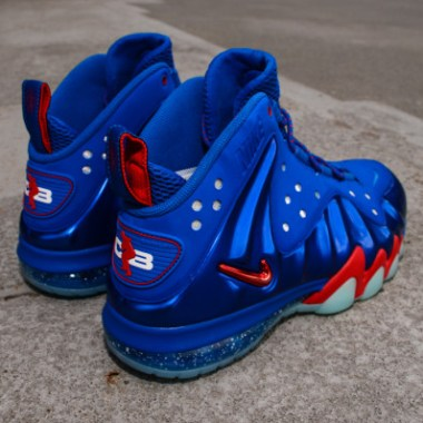 """NIKE BARKLEY POSITE MAX """"76ERS"""" - ARRIVING AT RETAILERS"""