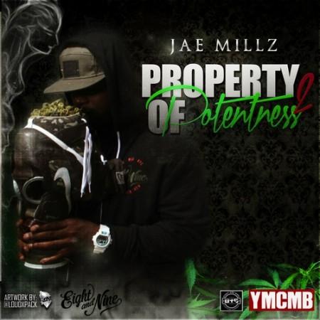Jae Millz – Property Of Potentness 2 (Mixtape)