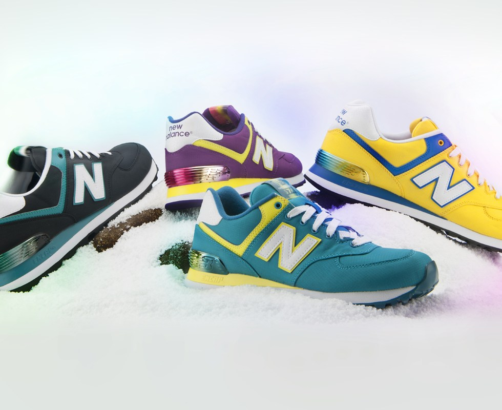 """New Balance 574 """"Alpine"""" Pack Preview"""