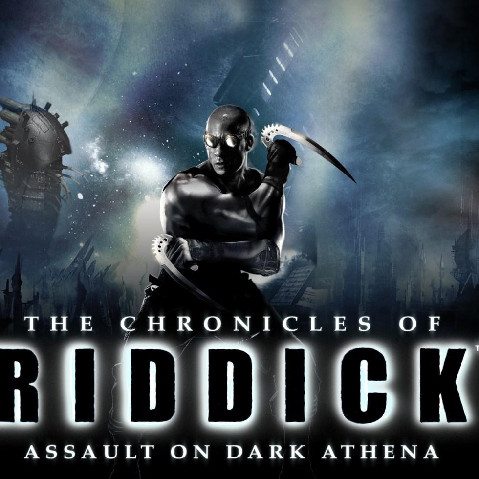 IMAX Poster for Riddick Released