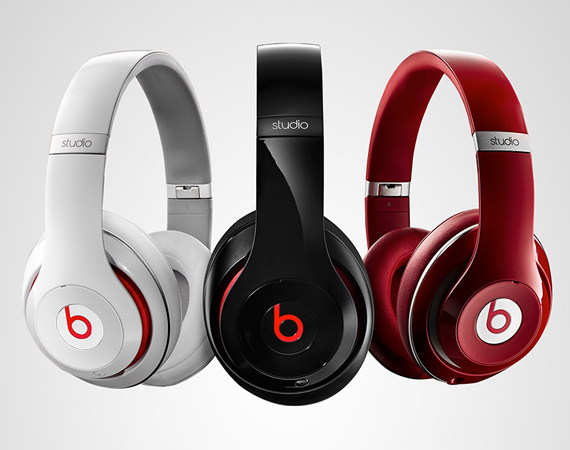 BEATS BY DRE – NEWLY REDESIGNED STUDIO HEADPHONES