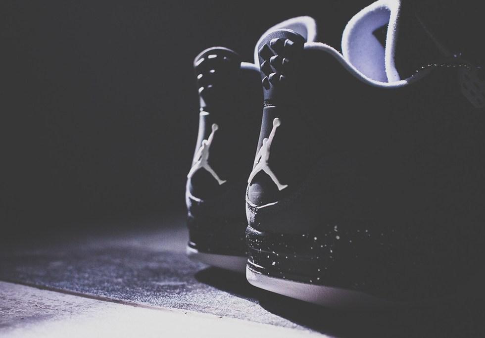 "A Closer Look at the Air Jordan 4 Retro ""Fear"""