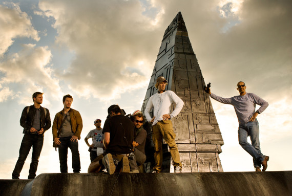 """TRANSFORMERS 4 – """"JUST ANOTHER DAY ON THE SET OF…"""" - BY MICHAEL BAY"""