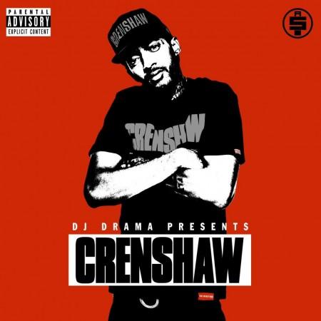 Nipsey Hussle – Crenshaw (Artwork)