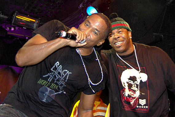 """BUSTA RHYMES – """"THANK YOU"""" - FEATURING Q-TIP, KANYE WEST, AND LIL' WAYNE"""