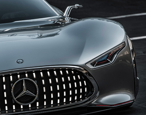 MERCEDES-BENZ AMG VISION GRAN TURISMO - FOR SONY PLAYSTATION 4 AND GRAN TURISMO 6