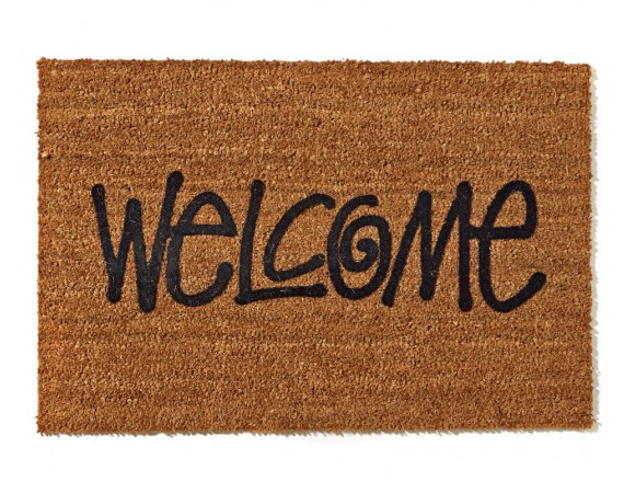 """STUSSY – """"WELCOME"""" DOOR MAT - AVAILABLE NOW"""