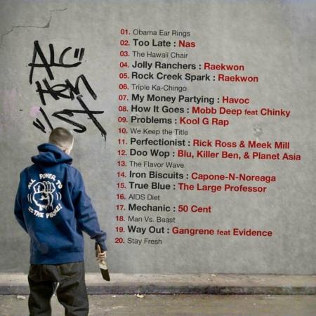 Alchemist – The Cutting Room Floor 3 (Tracklist)