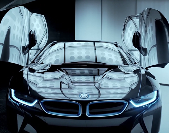 BMW I8 HYBRID COUPE – IN DETAILS: PERFORMANCE