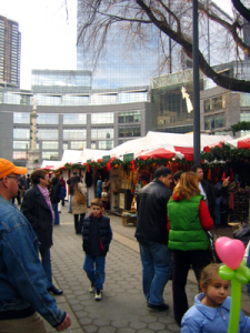 NYC's 5 Best Holiday Markets