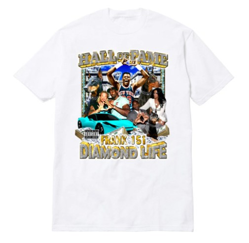FRANK151 X HALL OF FAME – T-SHIRT COLLECTION