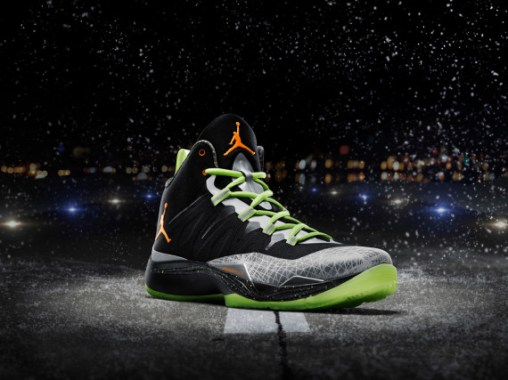 JORDAN SUPER.FLY 2 – CHRISTMAS - OFFICIALLY UNVEILED