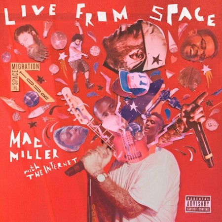 Mac Miller – Live From Space (Artwork + Tracklist)