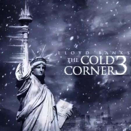 Lloyd Banks – The Cold Corner 3 (Mixtape Artwork)