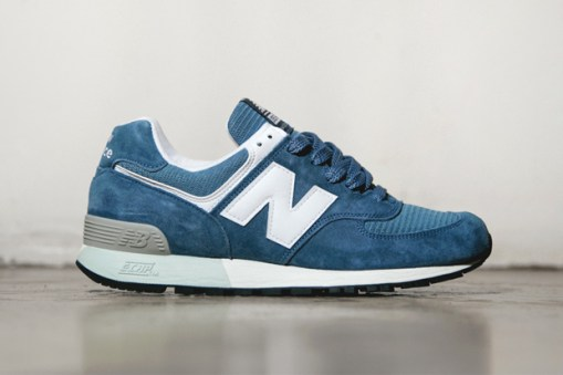 New Balance 2013 Holiday Made in USA 576 Suede Collection