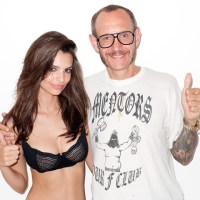 EMILY RATAJKOWSKI BY TERRY RICHARDSON – GQ NOVEMBER 2013 ISSUE - PHOTOSHOOT OUTTAKES
