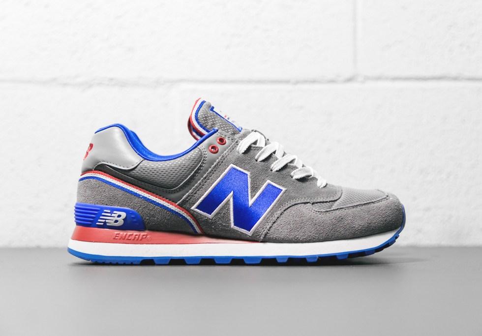"""New Balance 574 """"Stadium Jacket"""" Pack"""