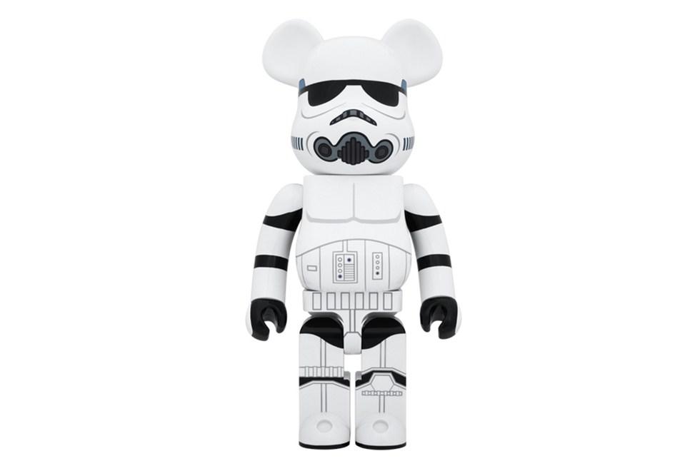 "Star Wars x Medicom Toy Bearbrick 1000% ""Stormtrooper"""