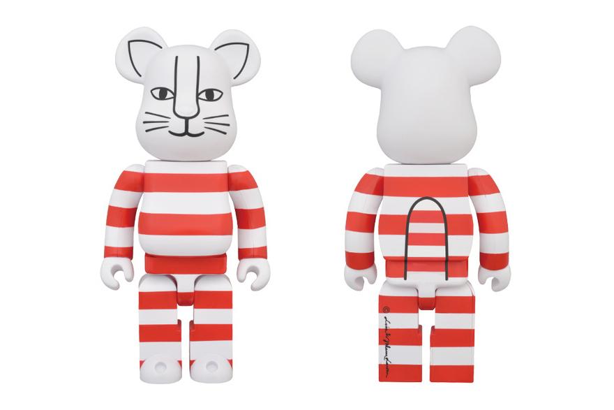 Lisa Larson x Medicom Toy 400% Bearbrick Collection