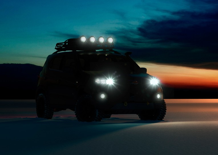 Chevy Niva Concept