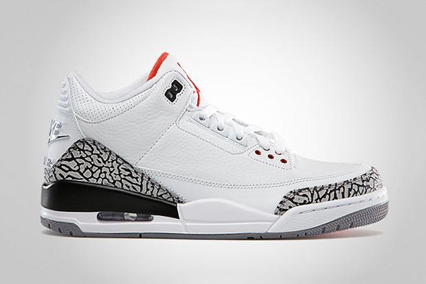 Jordan Brand Stops Production on the Air Jordan 3