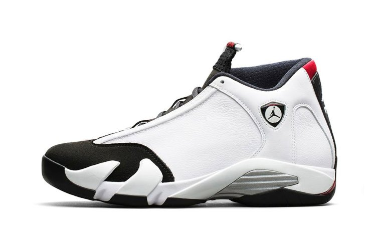 Air Jordan 14 Retro White/Black