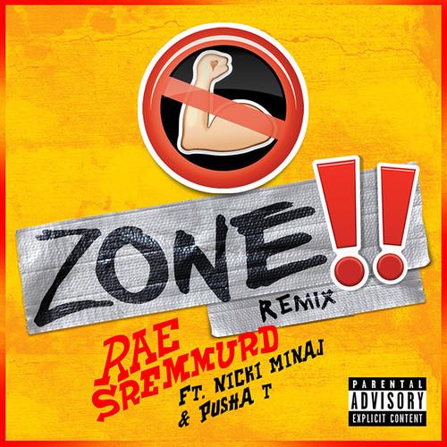 Rae Sremmurd ft. Nicki Minaj & Pusha T – No Flex Zone (Remix)
