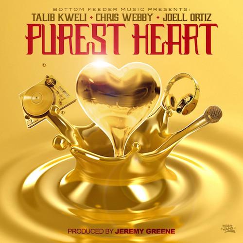 Talib Kweli, Chris Webby & Joell Ortiz – Purest Heart