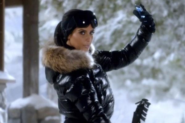 Kim Kardashian Mocks Self in T-Mobile's Super Bowl Commercial