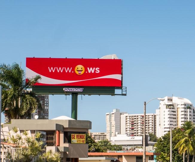Coca-Cola Launches Website with Emoji URL