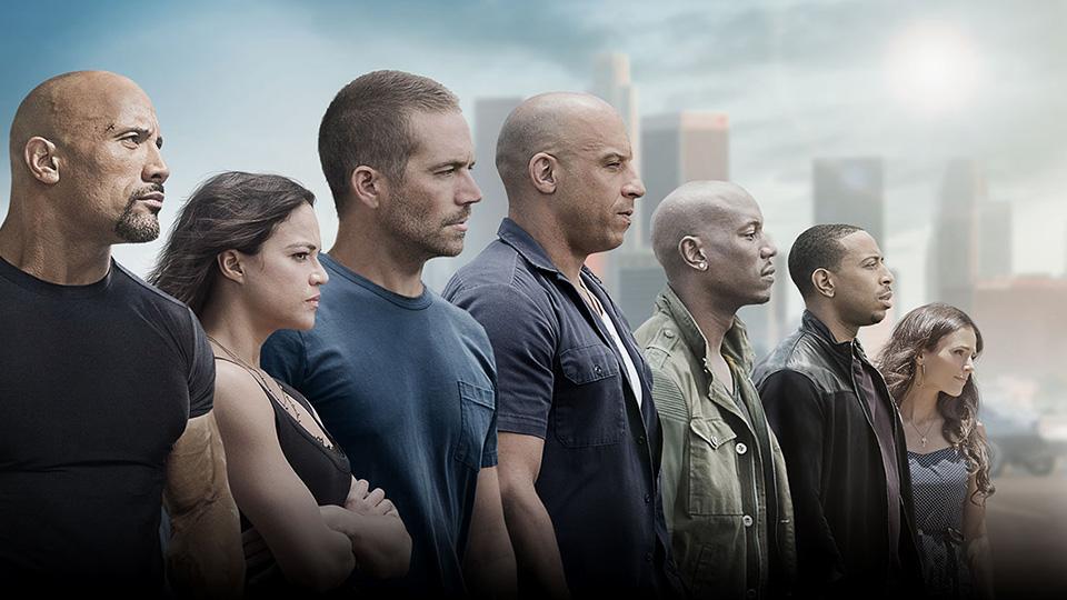 Furious 7 - Official International Trailer