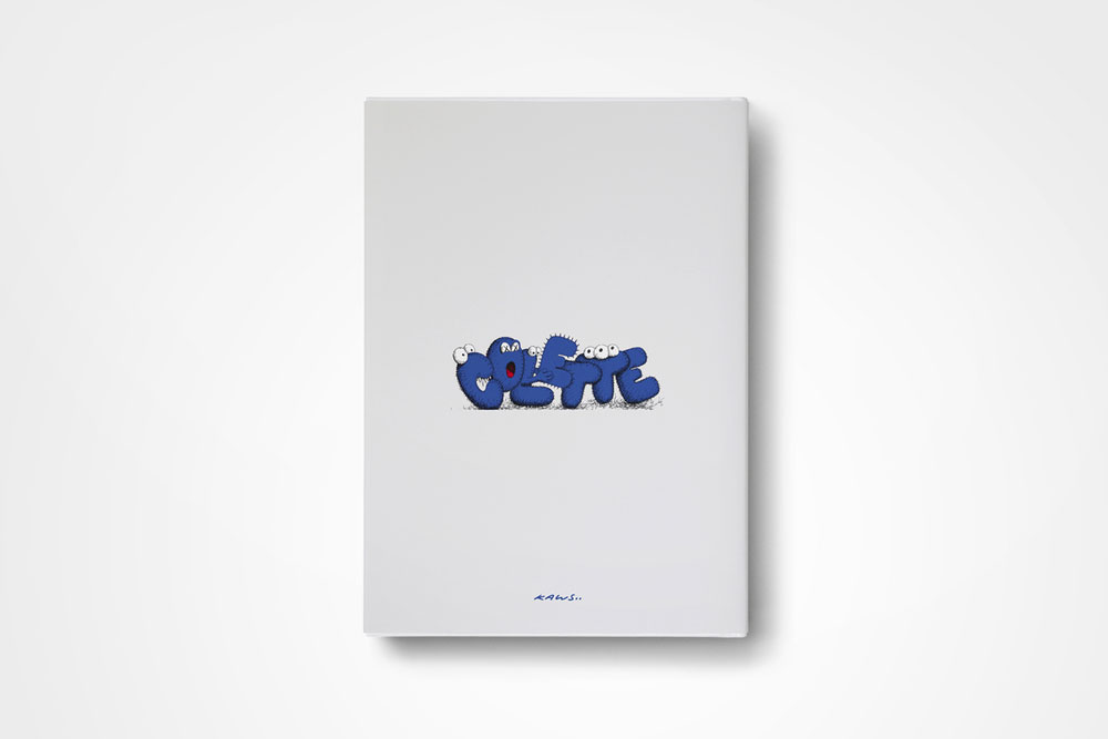 New Limited Edition Book About The History of colette by Creative Future