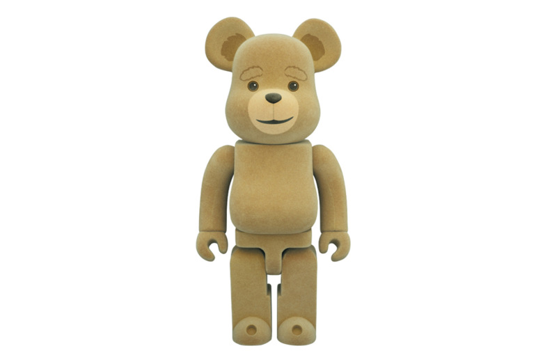 ted 2 x Medicom Toy ted 400% Bearbrick