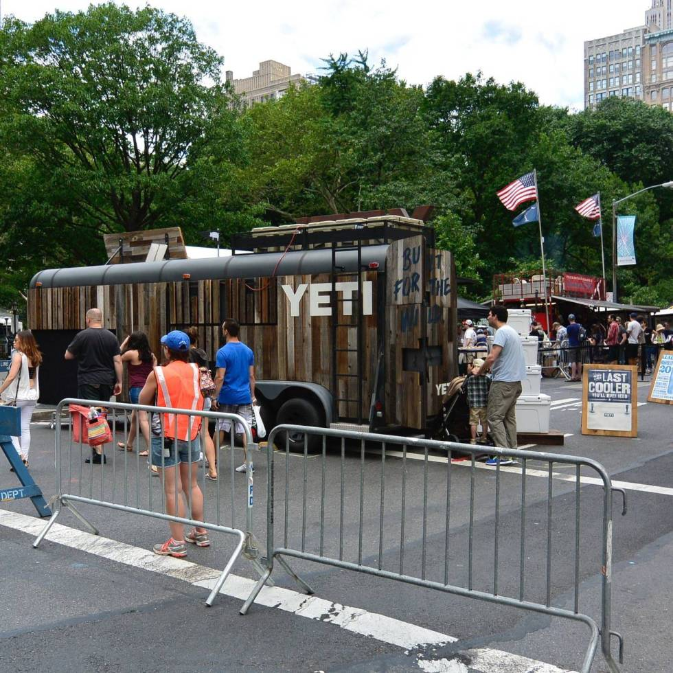 The 2015 Big Apple Barbecue Block Party