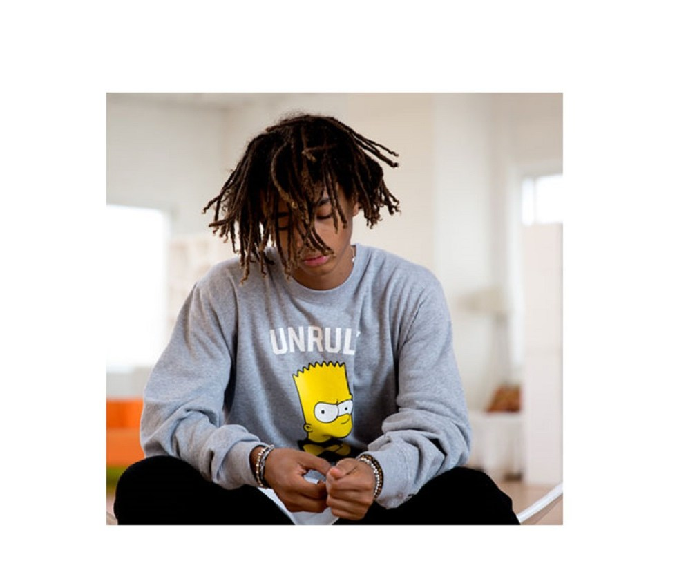 THE SIMPSONS X NEFF SUMMER 2015 CAPSULE COLLECTION