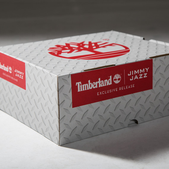 JIMMY JAZZ & TIMBERLAND - THE INDESTRUCTIBLE HELCOR BOOT
