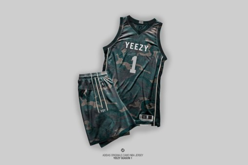 Yeezy Season 1 Coming to the NBA's Hardwood