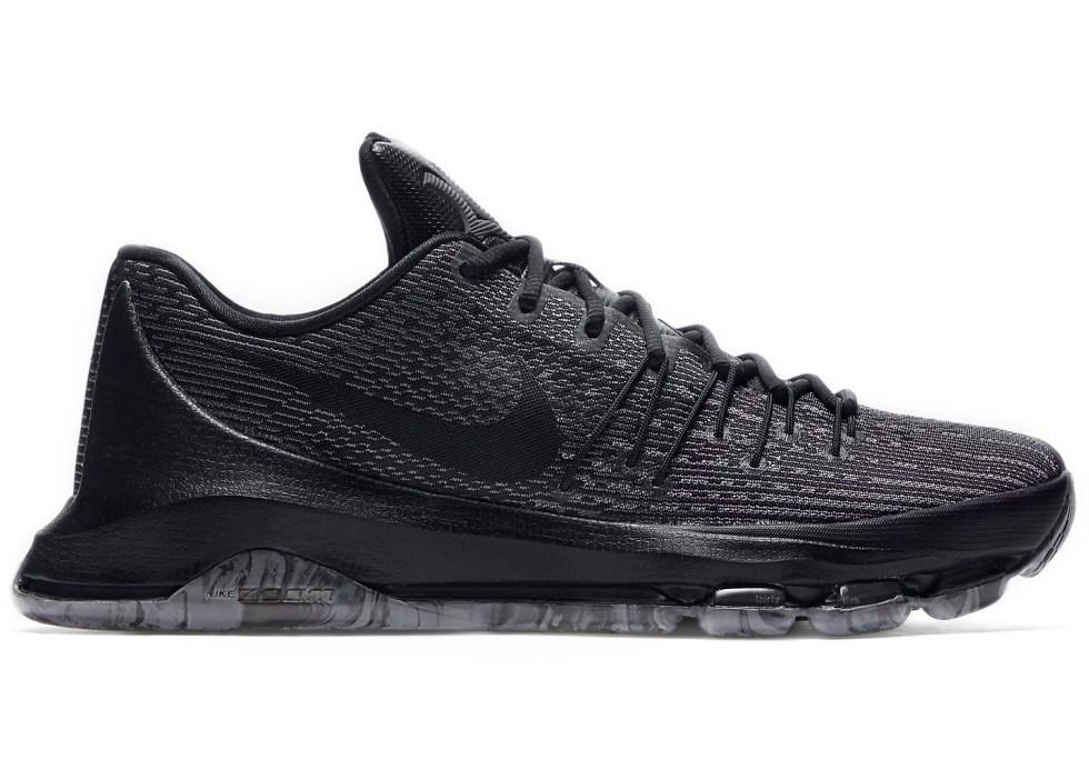 """Nike's KD 8 """"Blackout"""""""