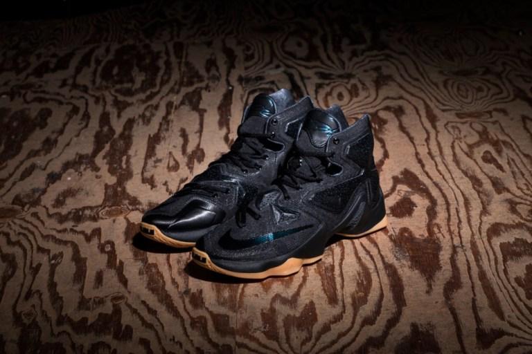 """Nike Lebron XIII """"Black Gum"""""""