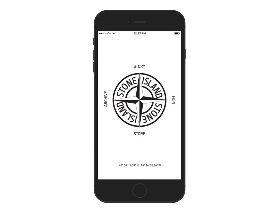 Stone Island Launches Its App