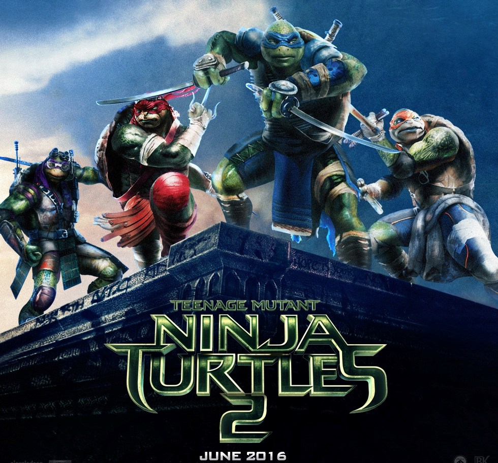 'Teenage Mutant Ninja Turtles 2' - Official Trailer #1