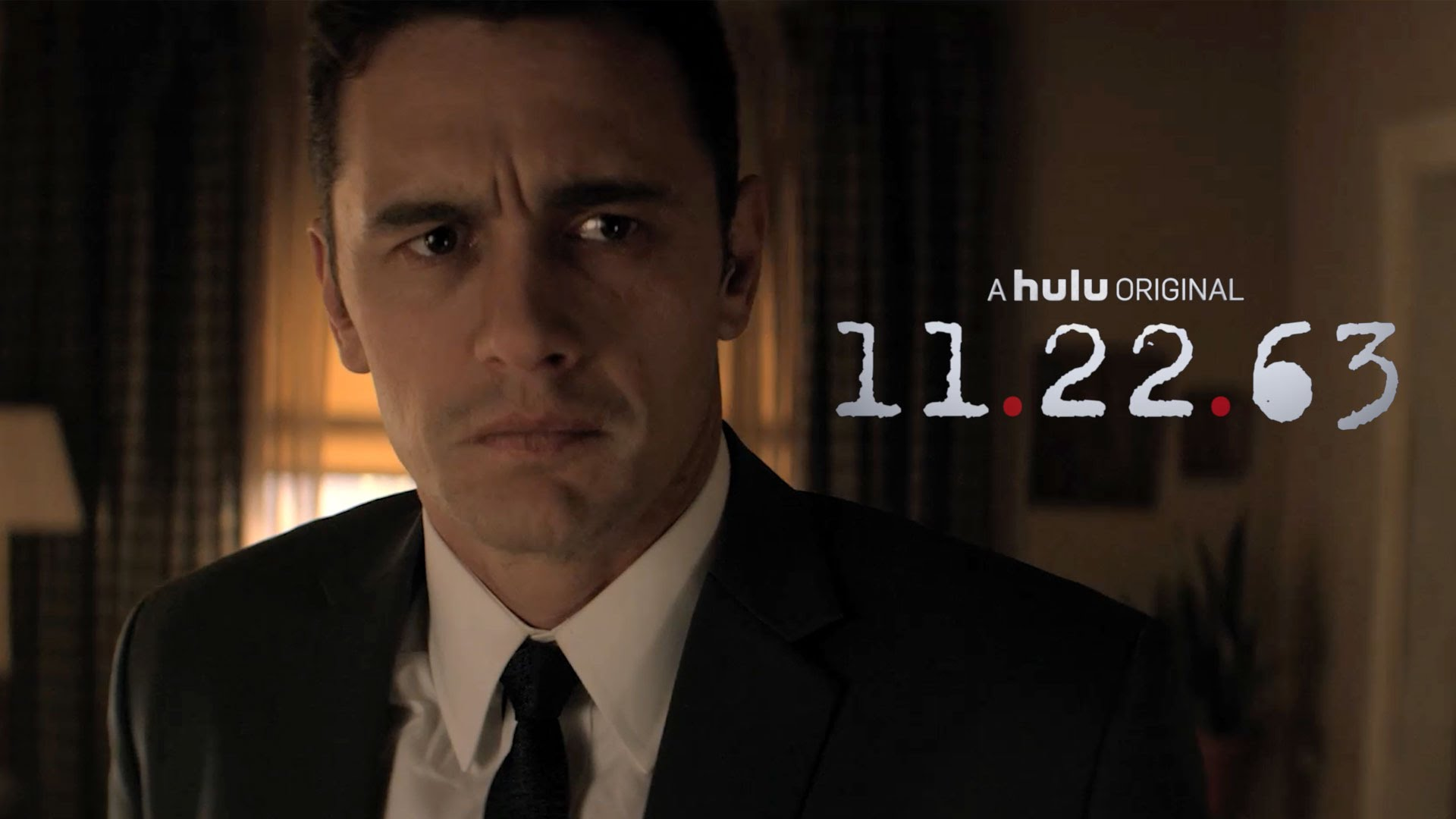 """Watch the First Official Trailer For J.J. Abrams' Hulu Series """"11.22.63"""""""