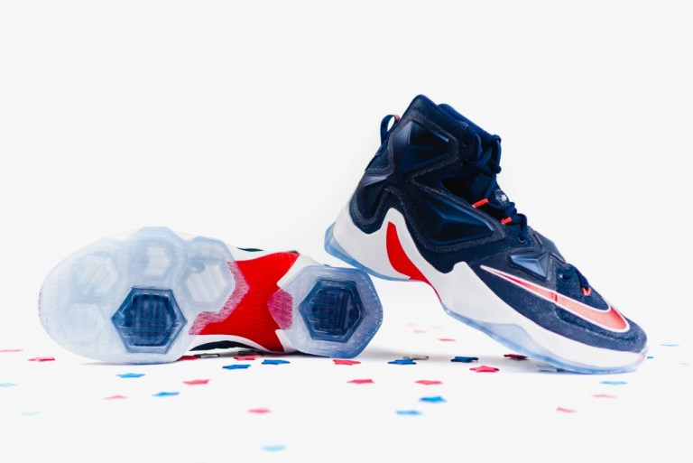 "Nike LeBron 13 ""USA"""