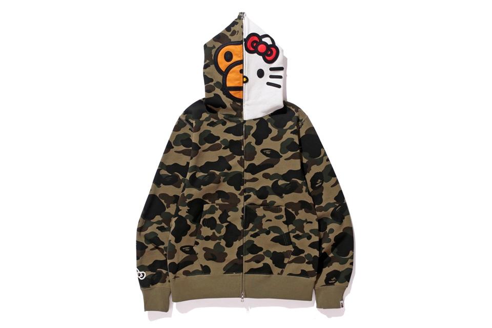 BAPE x Hello Kitty Capsule Collection