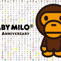 A BATHING APE's Special Collection For BABY MILO's 17th Anniversary