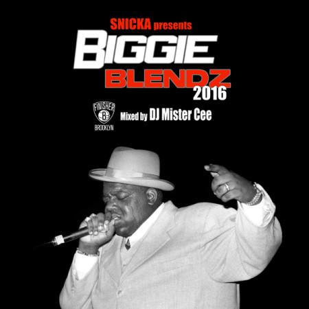 DJ Mister Cee x SNICKA – Biggie Blends 2016 (Mix)