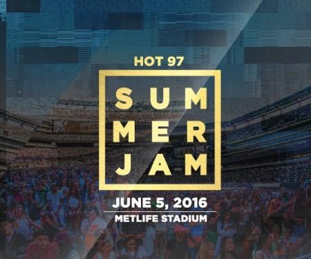2016 Summer Jam Lineup