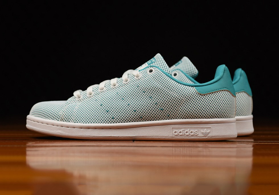 adidas Stan Smith Gets a Colorful Mesh Rework